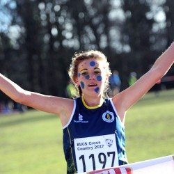 Rebecca Murray and Alex Teuten win at BUCS Cross Country