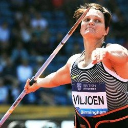 Sunette Viljoen's life less ordinary