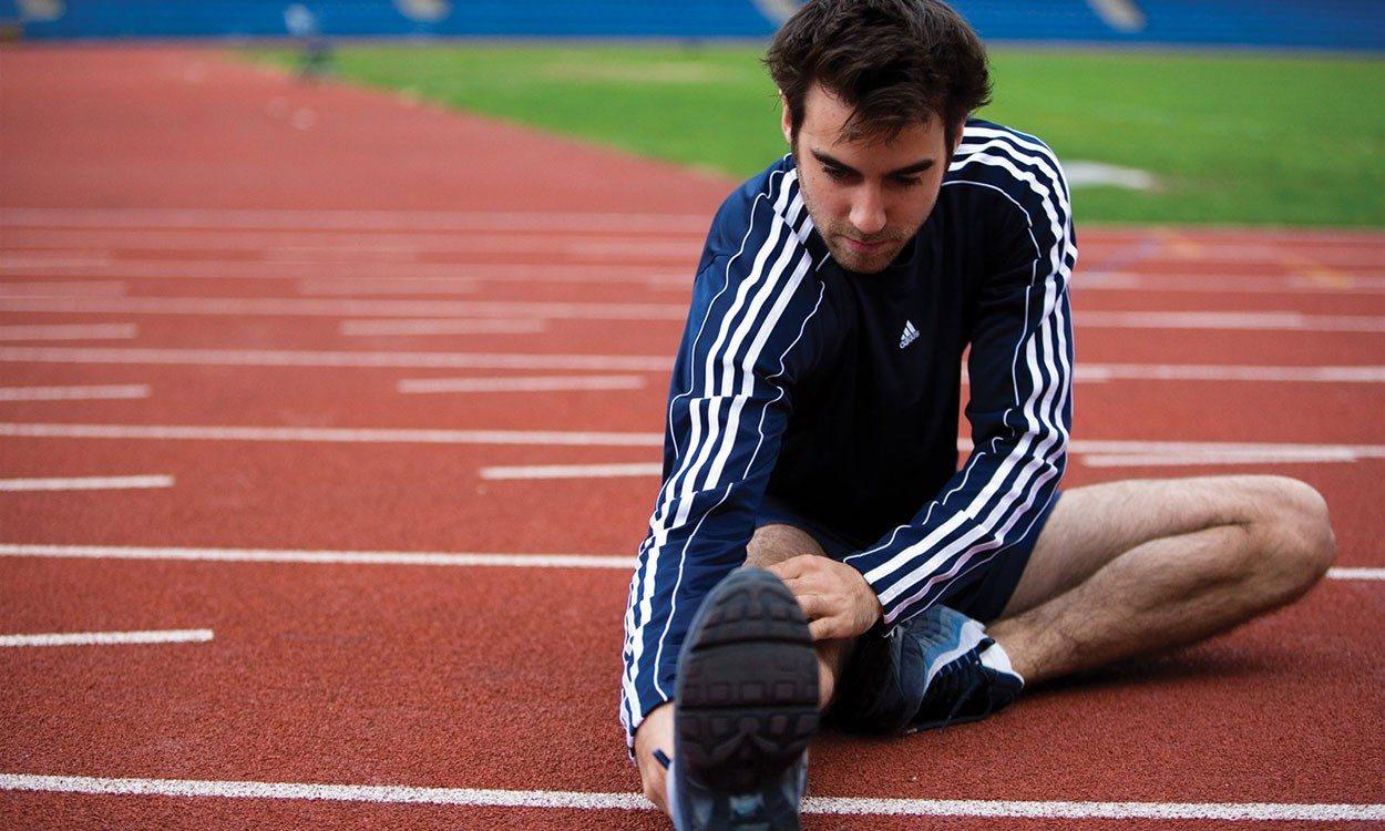 Coaching: Dynamic stretching