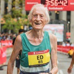Masters marathon maestro Ed Whitlock dies aged 86
