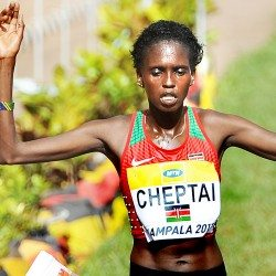 Irene Chepet Cheptai leads Kenyan clean sweep in Kampala