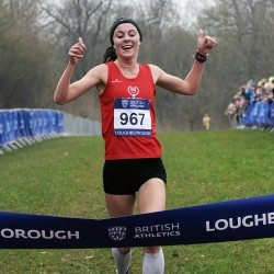 Jess Judd and Andy Vernon win Inter-Counties crowns