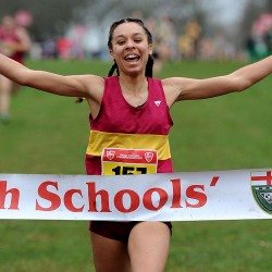 Khahisa Mhlanga and Ben Dijkstra win English Schools cross country titles