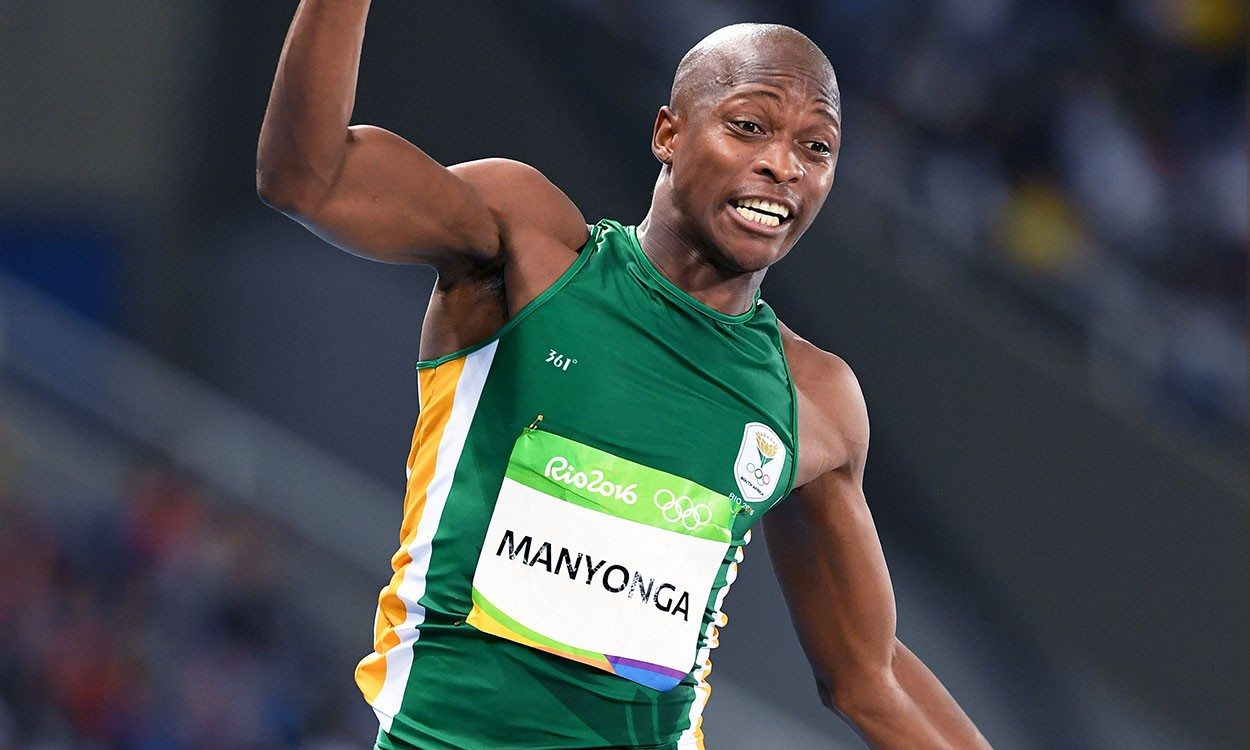 Luvo Manyonga breaks Diamond League record in Shanghai