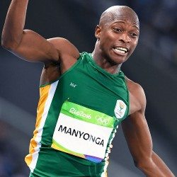 Luvo Manyonga leaps 8.46m African all-comers' record – global update