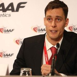 Rozle Prezelj replaces Frankie Fredericks on IAAF Taskforce