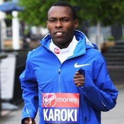 Bedan Karoki seeks strong marathon debut in London