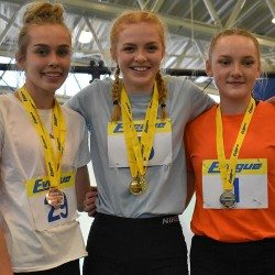 Young athletes impress at Sportshall UK Final