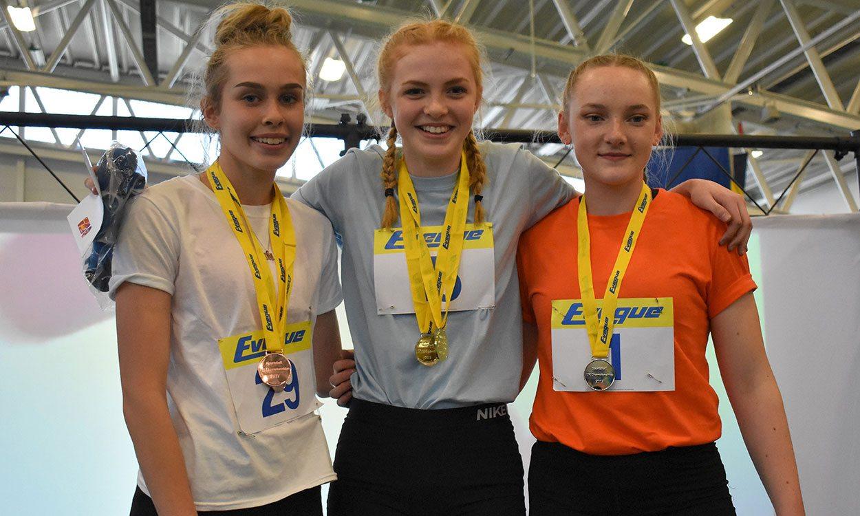 Young athletes impress at Sportshall UK Final