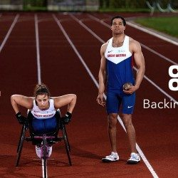Co-op encourages fans to 'Support our Heroes' ahead of World Para Athletics Champs