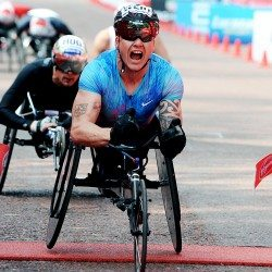 David Weir targets eighth London Marathon victory