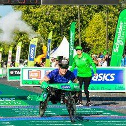 David Weir among winners at Paris Marathon – weekly round-up