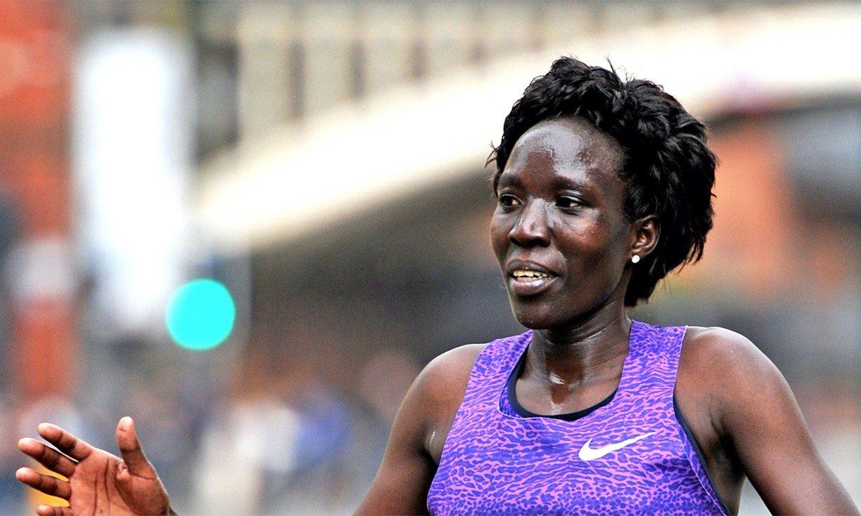 Edna Kiplagat and Geoffrey Kirui win Boston Marathon