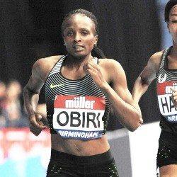 Hellen Obiri obliterates field with 14:18 in Rome 5000m