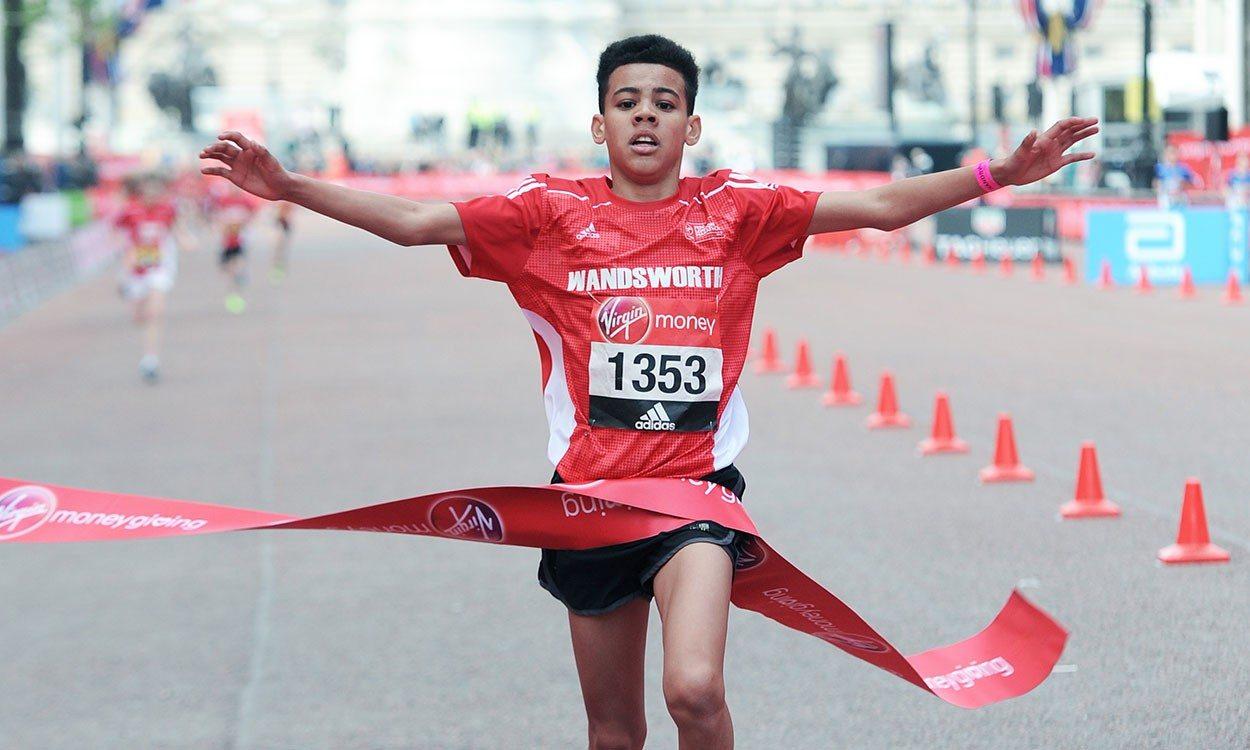 Virgin Money Giving Mini London Marathon