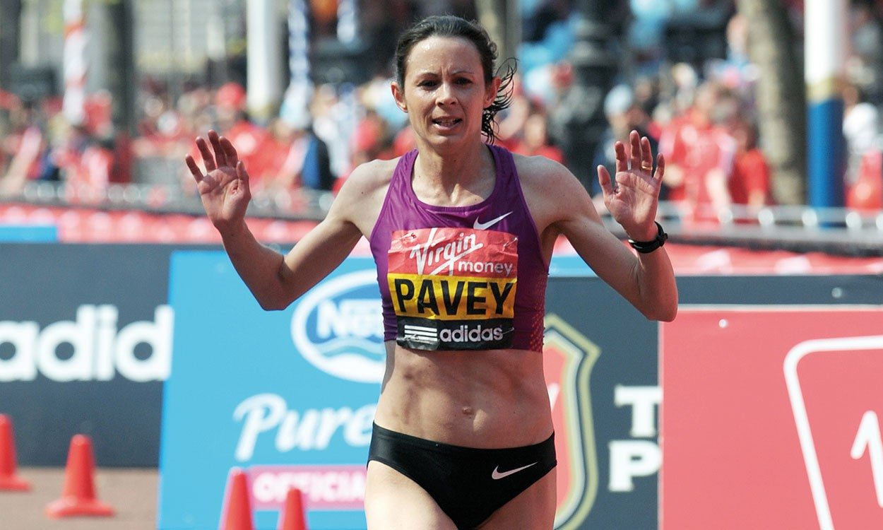 Jo Pavey looks to London