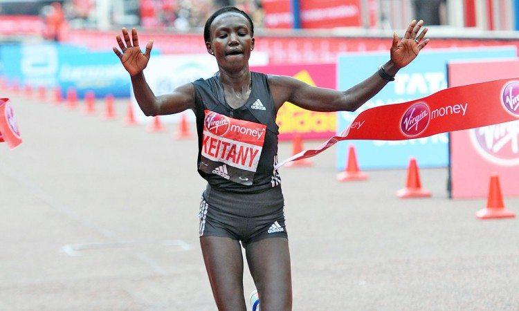 Mary-Keitany-London-Marathon-2017-by-Mark-Shearman