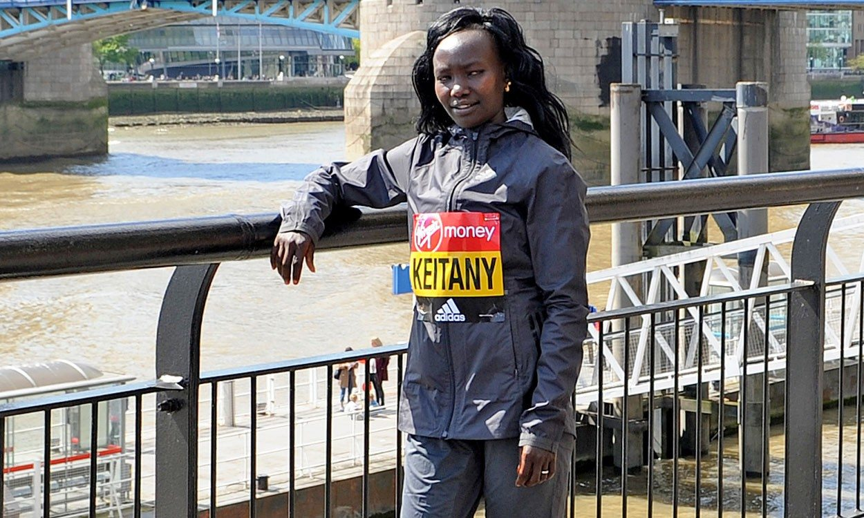 Mary Keitany eyes London Marathon hat-trick in record time
