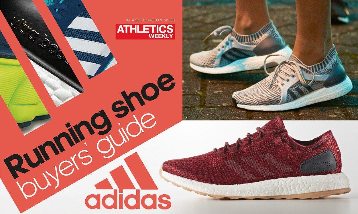 Running shoe buyers' guide