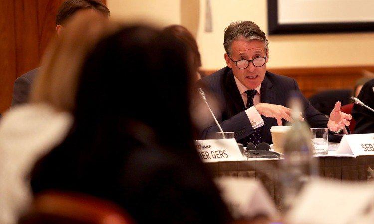 Seb-Coe-IAAF-Council-meeting-April-2017-Christopher-Lee-for-IAAF