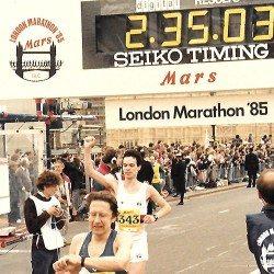 Steve Smythe's 36 thoughts ahead of his 36th London Marathon