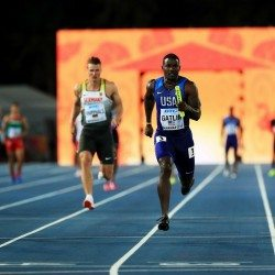 USA and Jamaica the winners on day one at IAAF World Relays
