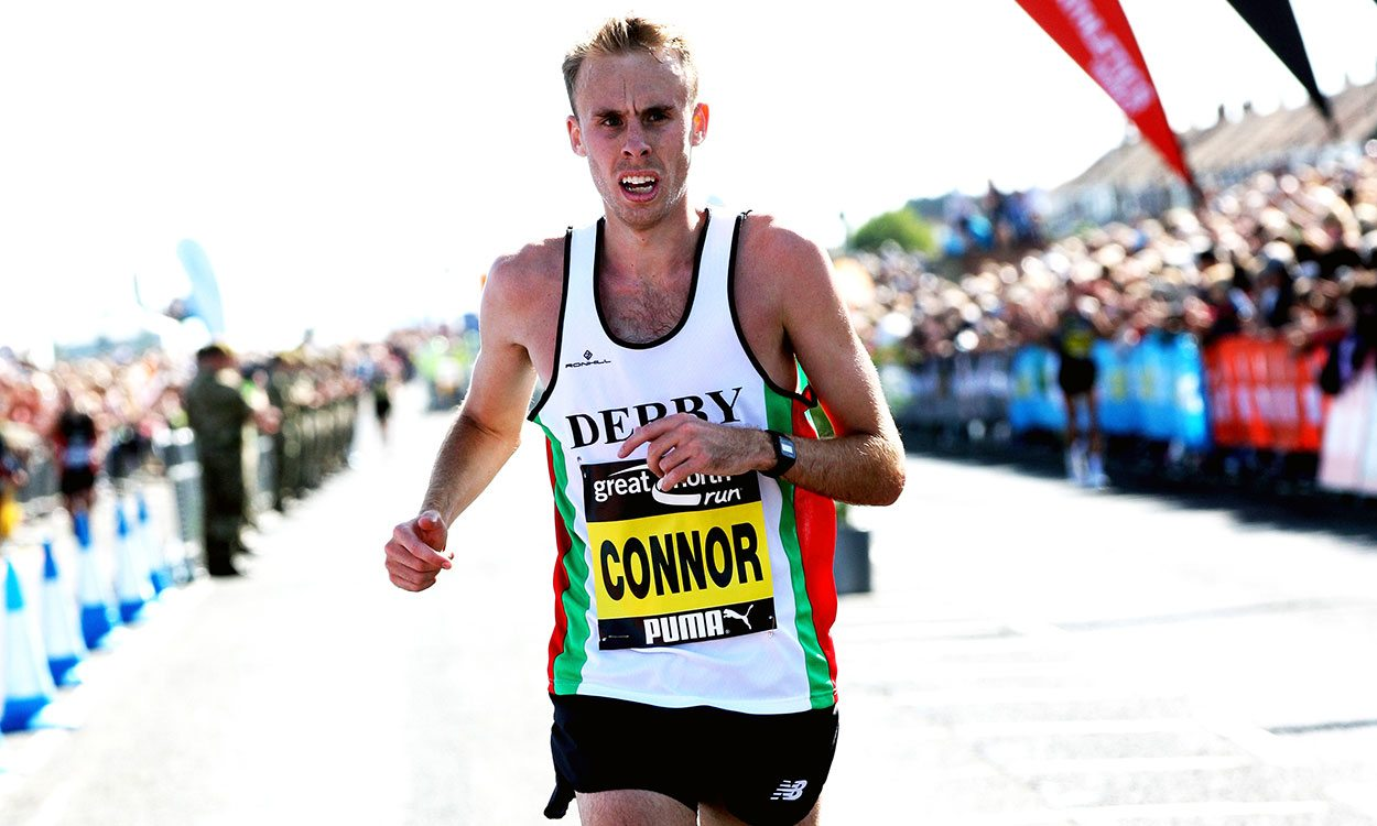 Ben Connor and Sophie Cowper win at England 5km Championships