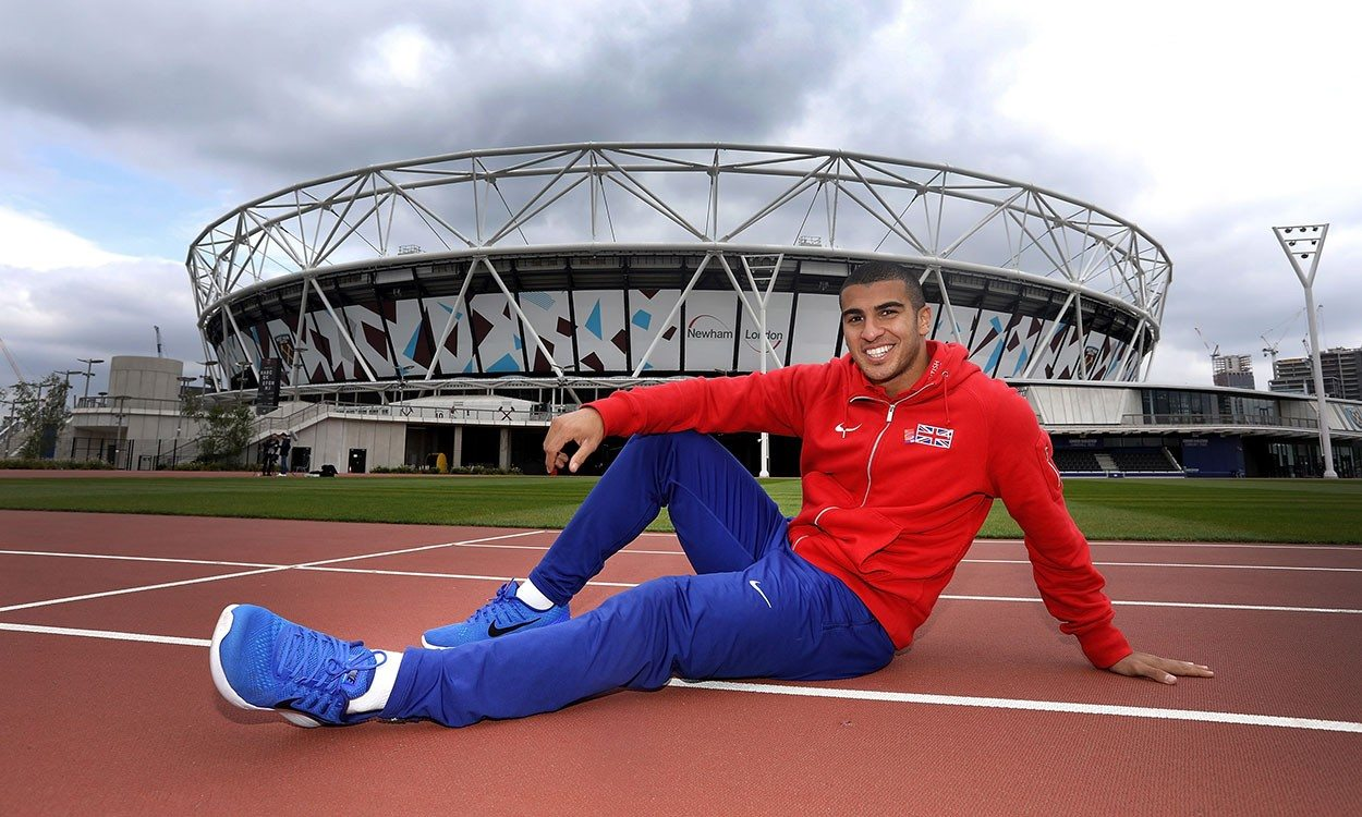 Adam Gemili ready after Rio heartbreak