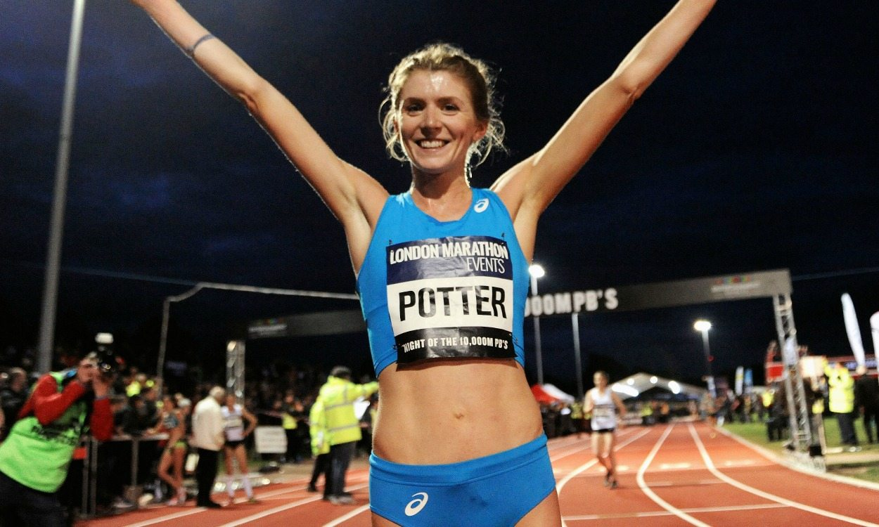 Beth Potter and Andy Vernon triumph at Highgate Night of the 10,000m PBs
