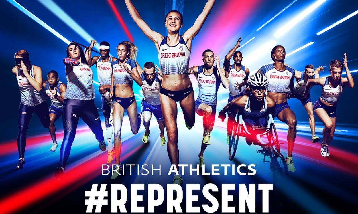 New GB team kit unveiled