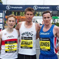 Finn McNally and Kate Maltby win Great Bristol 10k - weekly round-up