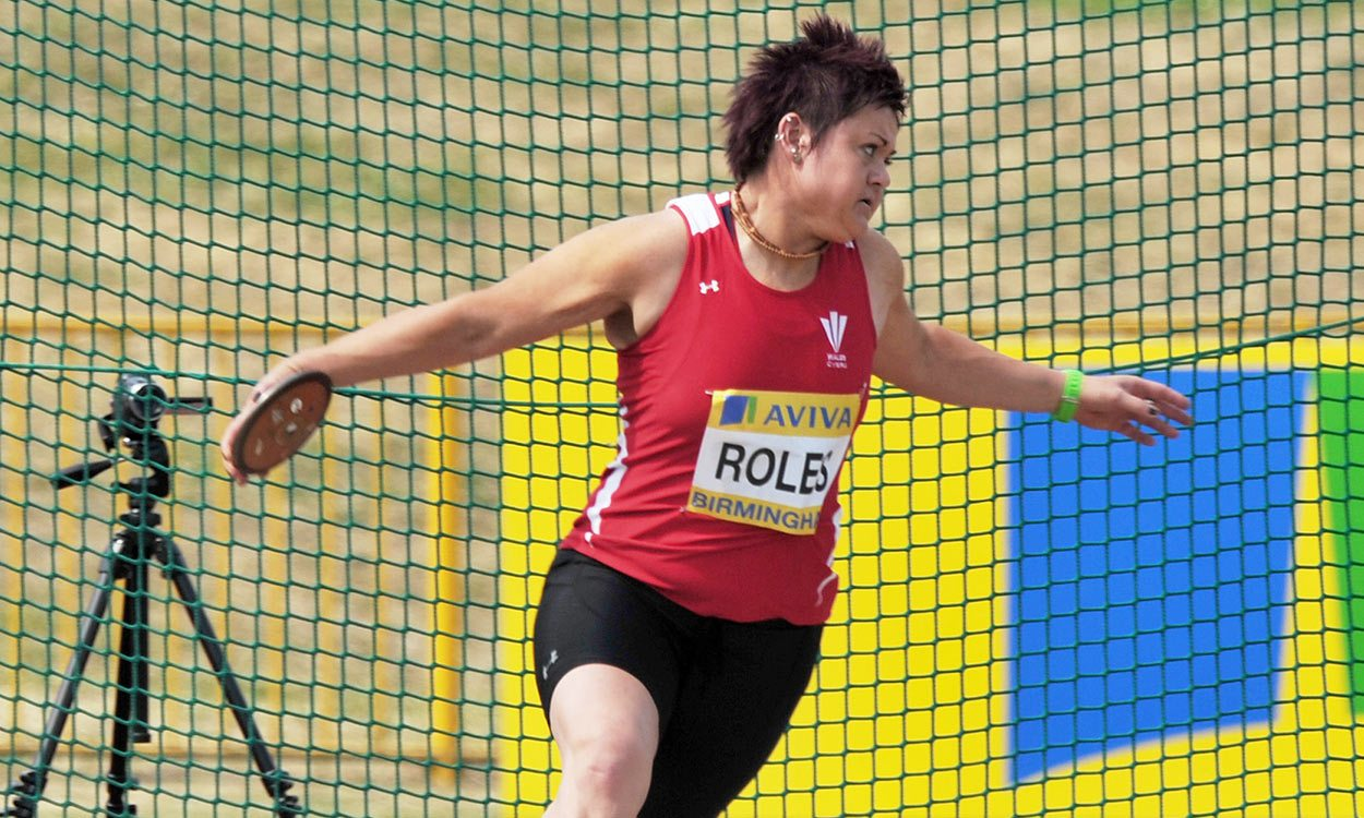 Tributes paid to two-time Olympian Philippa Roles