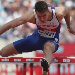 Jackson's hurdles record is a target but not main aim, says Pozzi