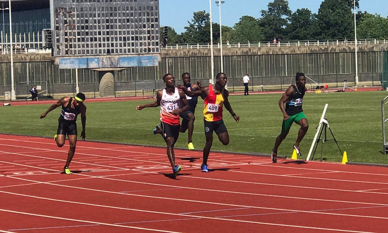 Confidence Lawson among England Area Champs winners – weekly round-up