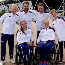 Hannah Cockroft and Jonnie Peacock among champions on GB World Para Athletics Champs team