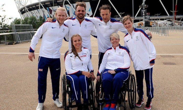 Hannah Cockroft and Jonnie Peacock among champions on GB World Para Athletics Champs team