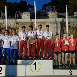 England U18 men win team bronze at International Mountain Running Youth Cup – weekly round-up