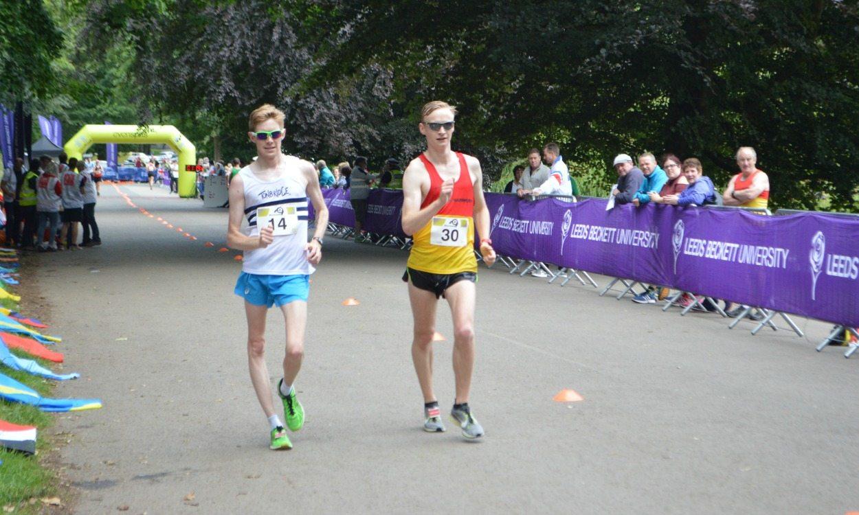 British race walkers shine in Leeds