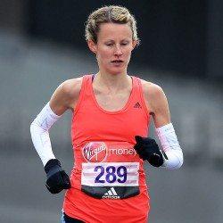 Tracy Barlow's journey from sprinter to GB marathoner