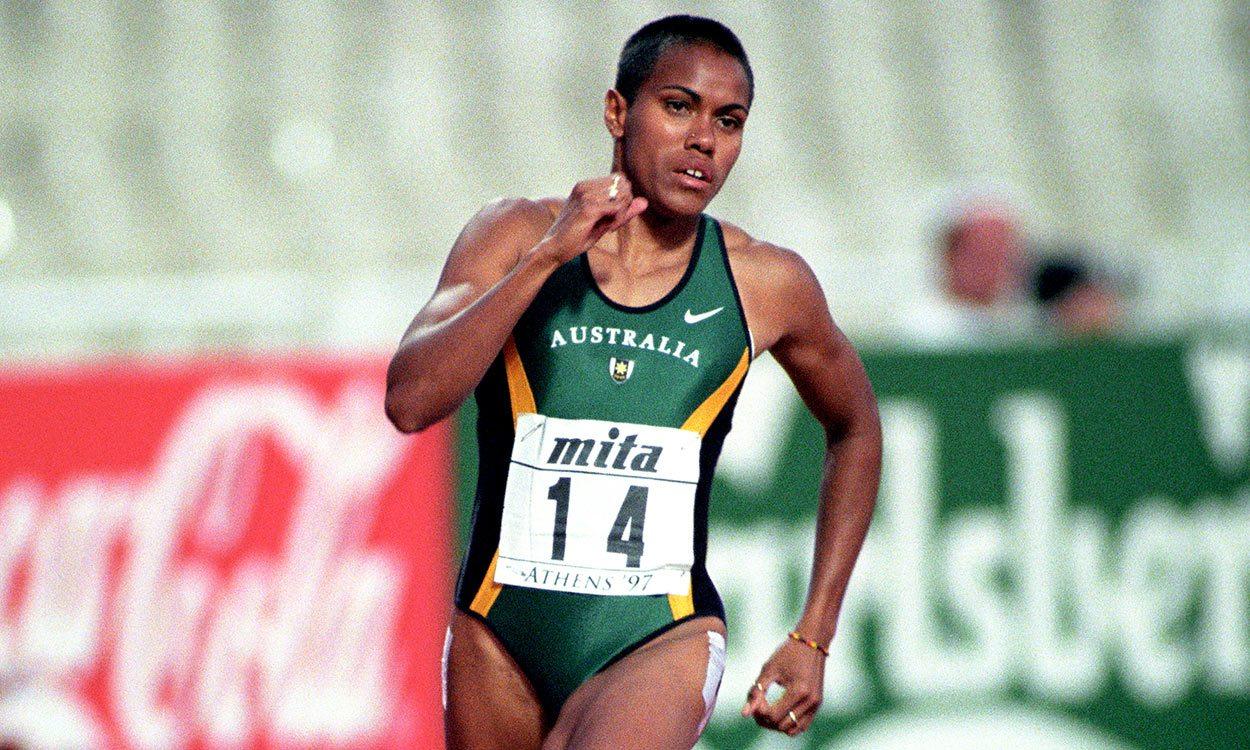 IAAF World Championships history: Athens 1997