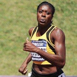 Christine Ohuruogu satisfied with her track career