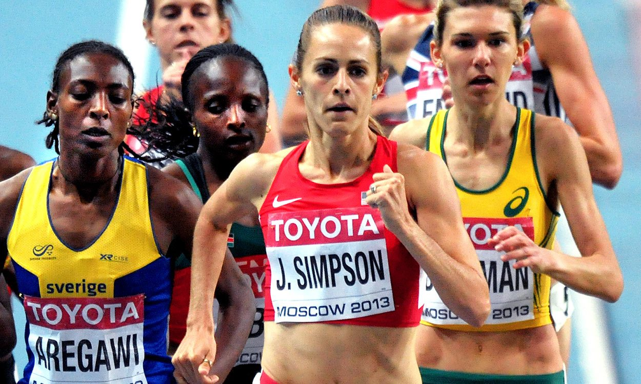 Jenny Simpson relishing London return