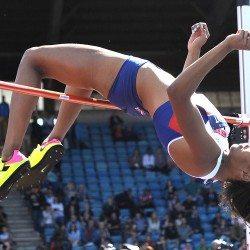 Morgan Lake and Asha Philip impress at British Team Trials