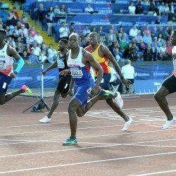 Reece Prescod takes 100m gold at British Team Trials