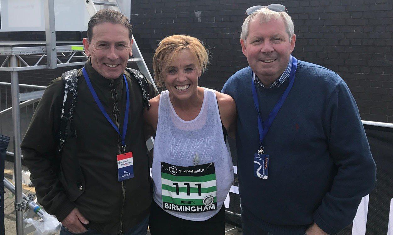 Brendan Foster joins Birmingham 2022 bid team