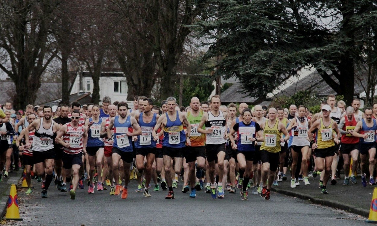 Myprotein Preston 10 Mile Road Race