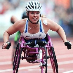 Marathon mission awaits Sammi Kinghorn in Chicago