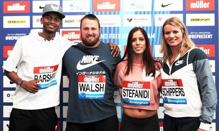 Athletes set for World Champs rematches in Birmingham
