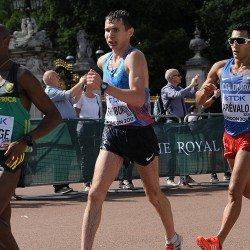 Eider Arevalo wins world 20km race walk title