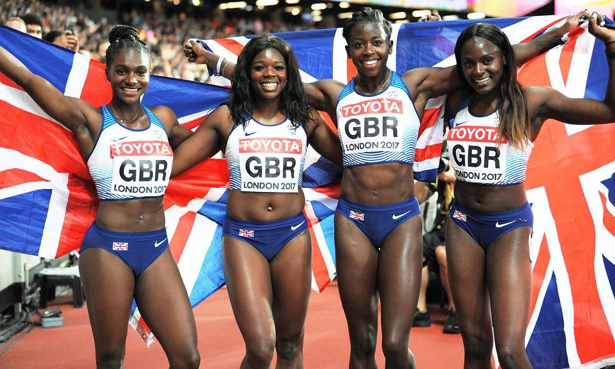 GB women's 4x100m team keen to keep proving progress